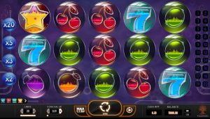 Pyrons Free Online Slot Game