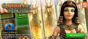 Queen of Riches Free Slot Machine Game