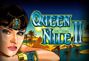 Queen of the Nile 2 Online Slot