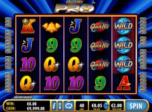 Quick Hit Pro Free Slot Machine Game