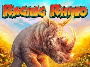 Raging Rhino Free Slot Machine Game