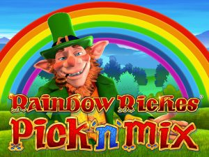 Rainbow Riches Pick'n'mix Free Slot Machine Game
