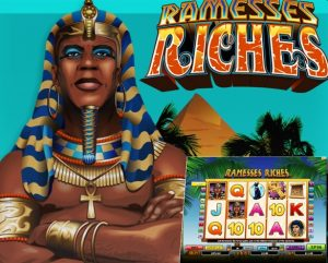 Ramesses Riches Free Fruit Machine Game