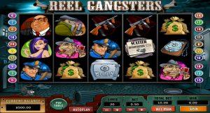 Reel Gangsters Online Slot Game