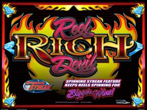 Reel Rich Devil Free Slot Machine Game
