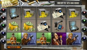 Reel Steal Online Slot Game