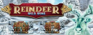 Reindeer Wild Wins Free Slot Game