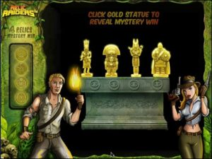 Relic Raiders Online Slot Game