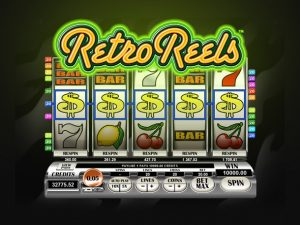 Retro Reels Slot Machine Game