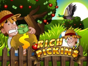 Rich Pickins Free Fruit Machine Game