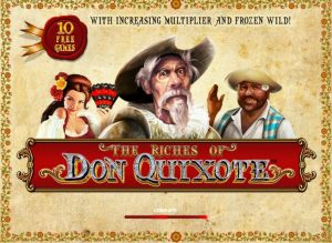 Riches of Don Quixote Online Slot Game