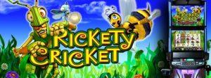 Rickety Cricket Free Slot Machine Game