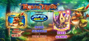 Robin Hood The Prince of Tweets Free Slot Machine Game