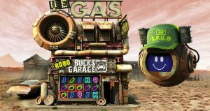 Robo Bucks Garage Free Slot Machine Game