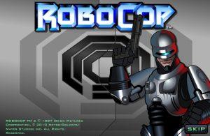 Robocop Free Slot Machine Game