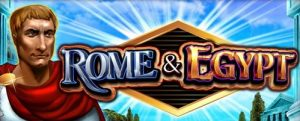 Rome and Egypt Online Slot