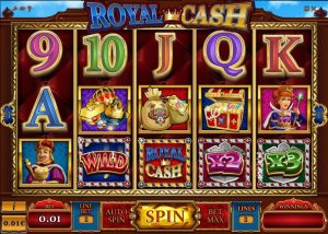 Royal Cash Free Slot Machine Game