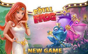 Royal Frog Free Slot Machine Game