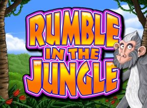 Rumble In The Jungle Free Slot Machine Game
