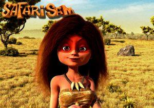 Safari Sam Online Slot Game