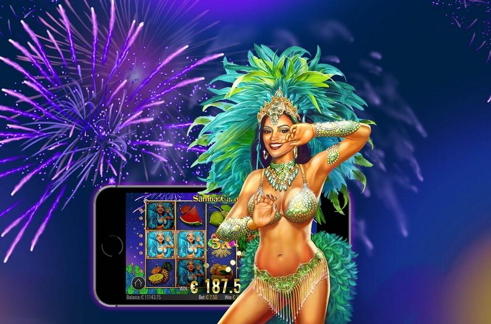 Samba Carnival Online Slot Game
