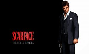 Scarface Online Slot Game