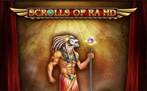 Scrolls of Ra HD Online Slot Game