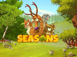 Seasons Free Slot Machine Game