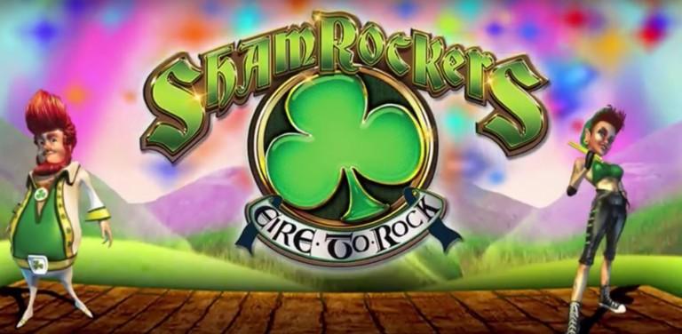 Shamrockers Free Slot Machine Game