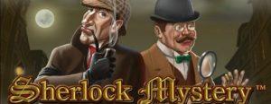 Sherlock Mystery Online Slot