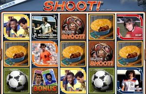Shoot Online Fruit Machine Game