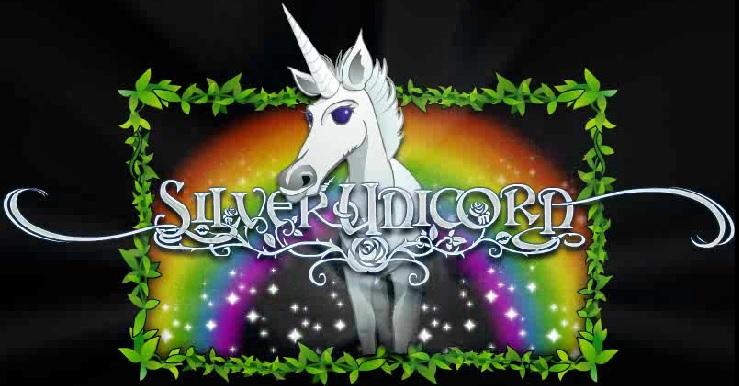 Silver Unicorn Free Slot Machine Game