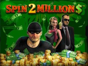 Spin 2 Million$ Fruit Machine Game