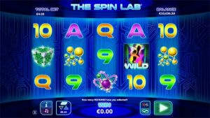 Spin Lab Online Slot Game