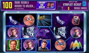 Star Trek Red Alert Online Slot Game
