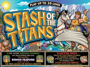Stash of the Titans Free Slot Machine Game