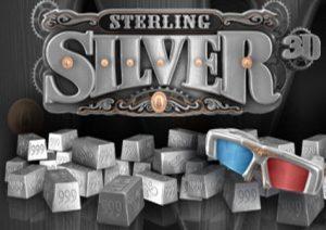 Sterling Silver 3D Online Slot
