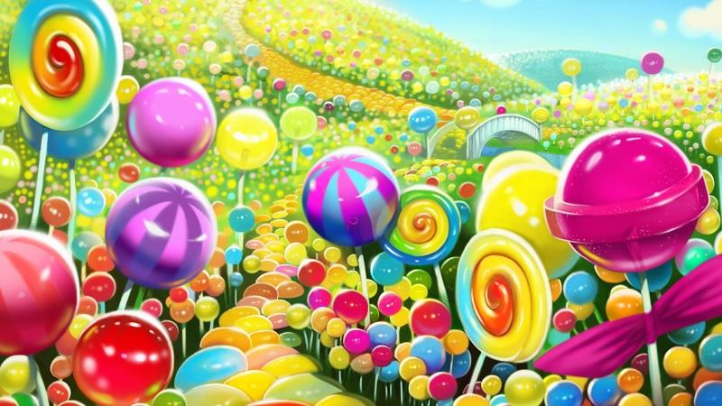 Sugar Pop Online Slot Game