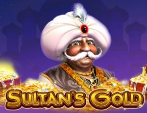 Sultans Gold Fruit Machine Game