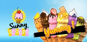 Sunny Scoops Free Fruit Machine Game