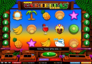 Super Caribbean Cashpot Free Slot Machine Game