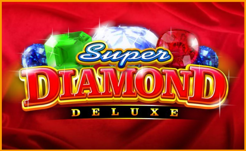Super Diamond Deluxe Online Slot Game