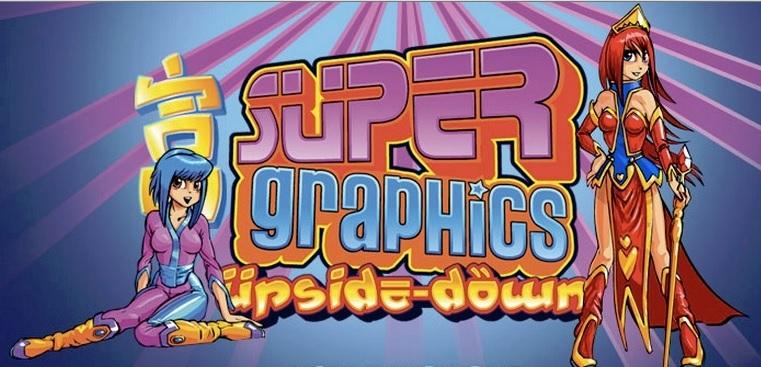 Super Graphics Upsidedown Free Slot Machine Game