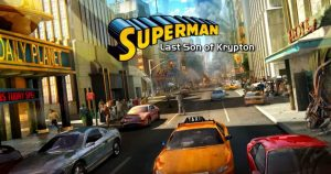 Superman Last Son of Krypton Online Slot