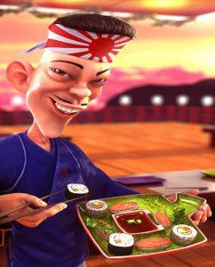 Sushi Bar Online Slot Game
