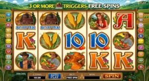 Sweet Harvest Free Slot Machine Game