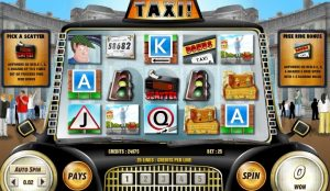 Taxi Slot Game