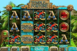 Temple of Fortune Free Slot Game