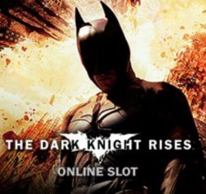 Batman - The Dark Knight Rises Free Slot Machine Game