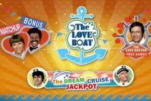 The Love Boat Fruit Machine Game